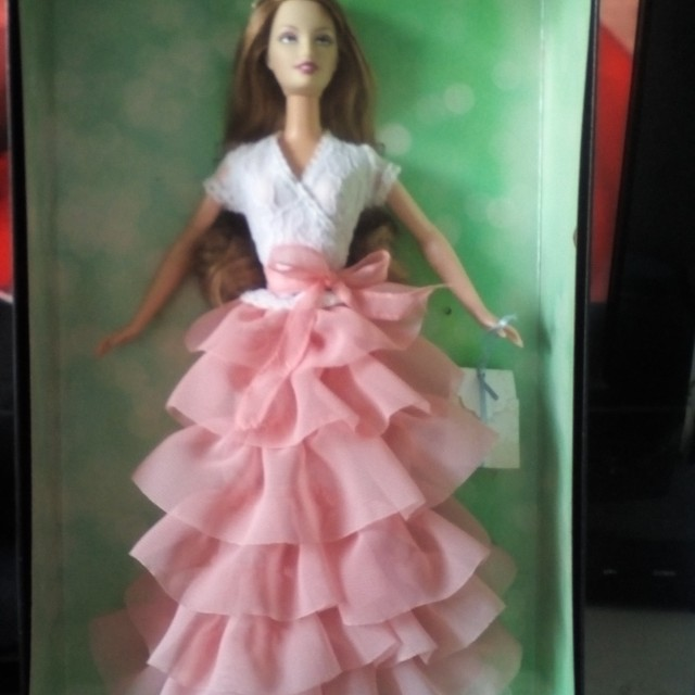 Barbie Collectors Birthday Wishes Silver Label Babies Kids Toys