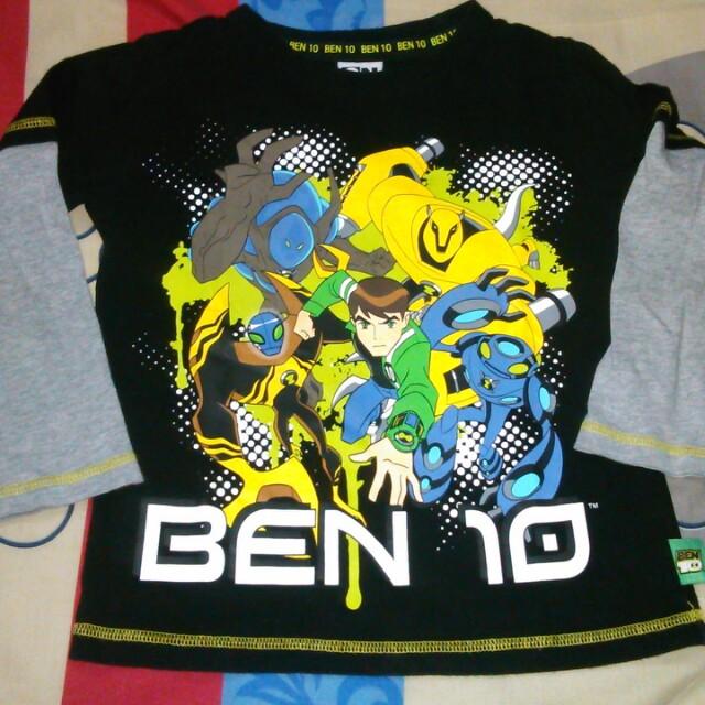 Ben 10 longsleeves T-shirt