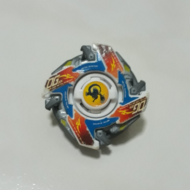 Beyblade Dragoon Msuv Toys Games Bricks Figurines On Carousell