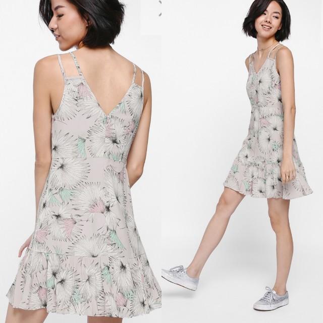 BN Love Bonito Helly Printed Dress