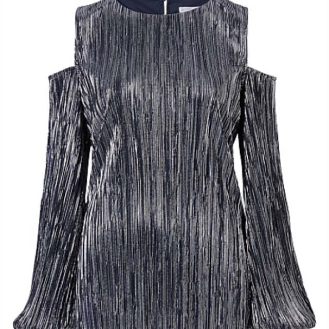 BNWT Witchery Cold Shoulder Pleated top