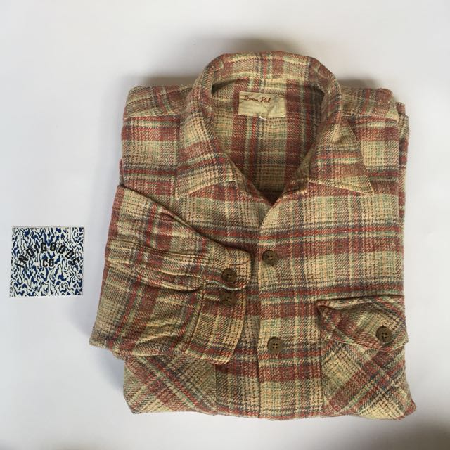 Boon Pal Heavy Weight Flannel Shirt