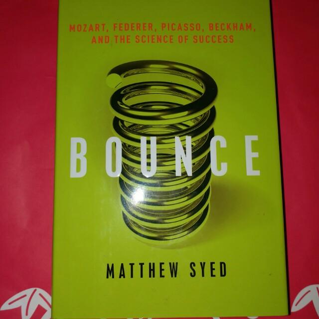 Bounce - Matthew Syed