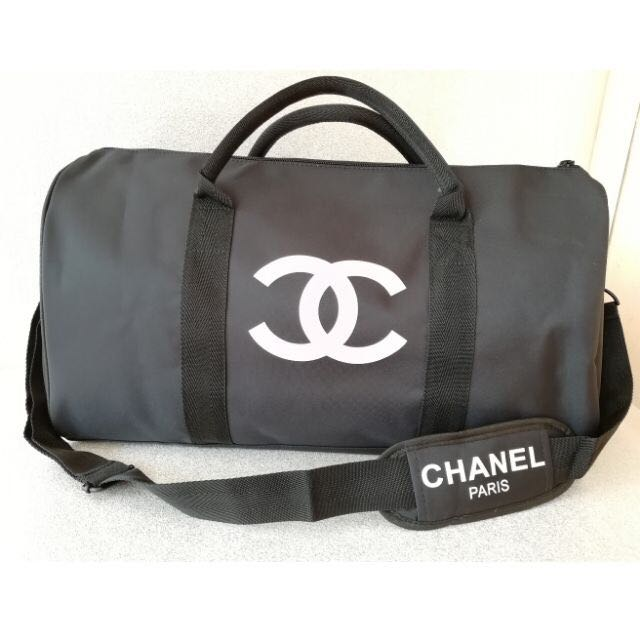 Brand new authentic chanel travel bag