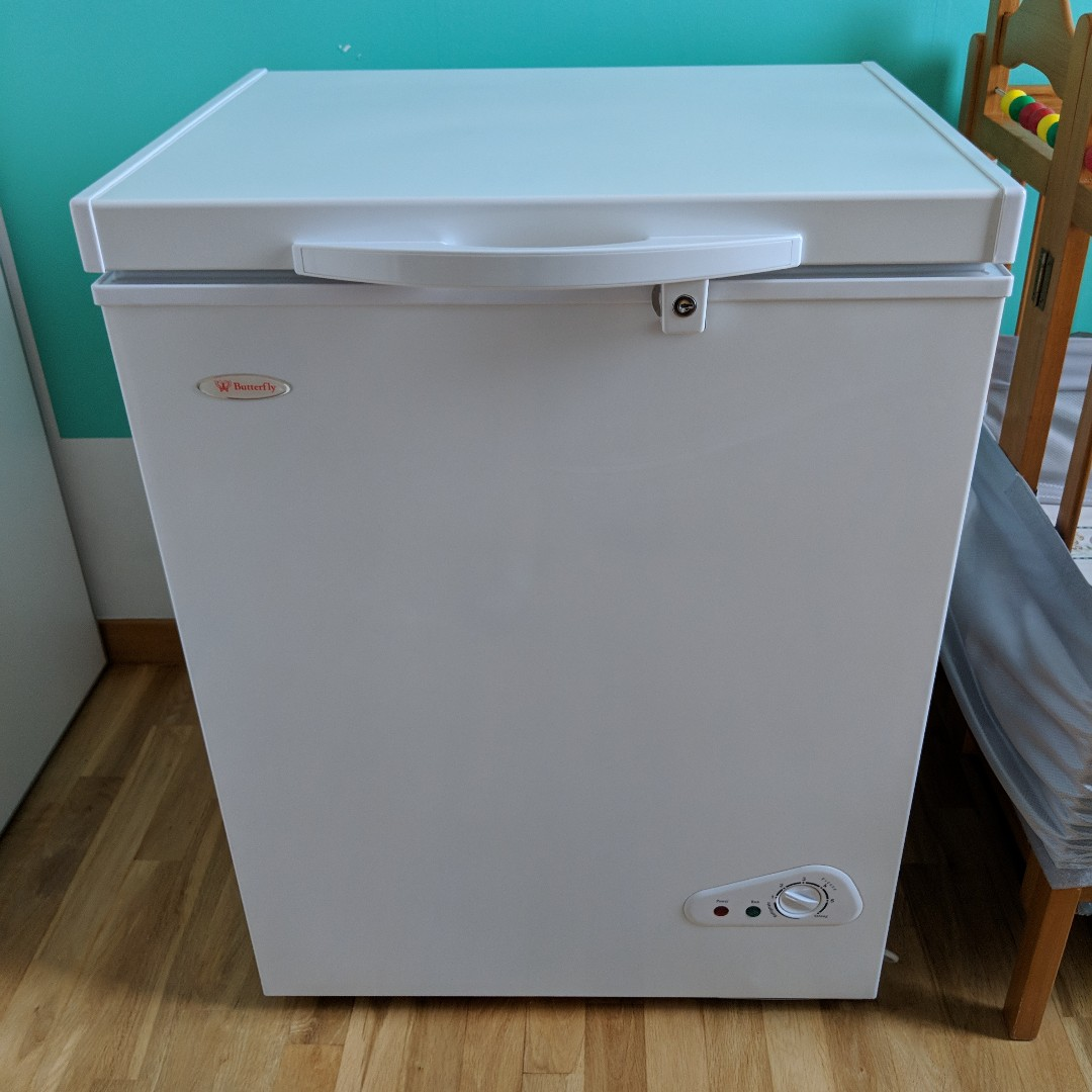 Butterfly 110L Chest Freezer (almost new)