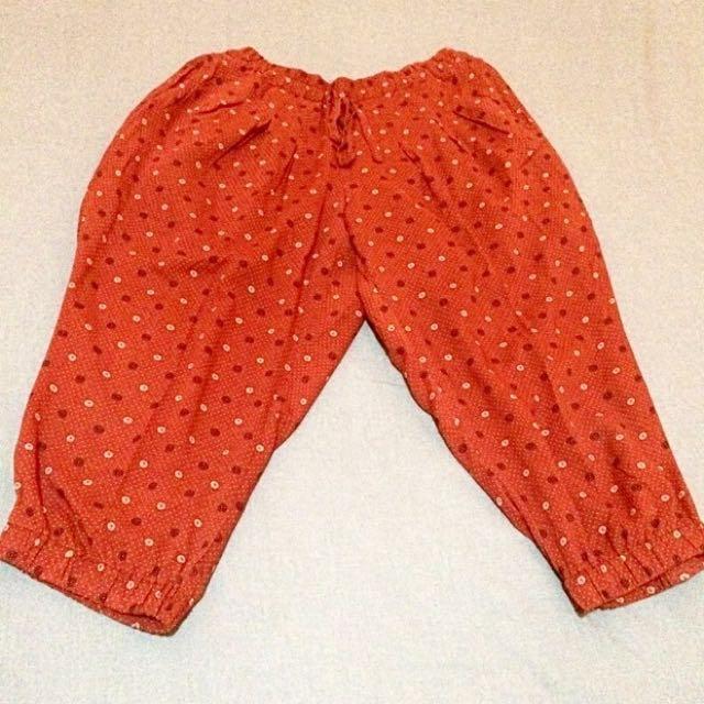 Capri Pants 👖/ Celana Selutut