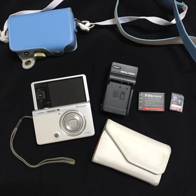Casio ZR55翻轉相機(誠可議可面交❤️)
