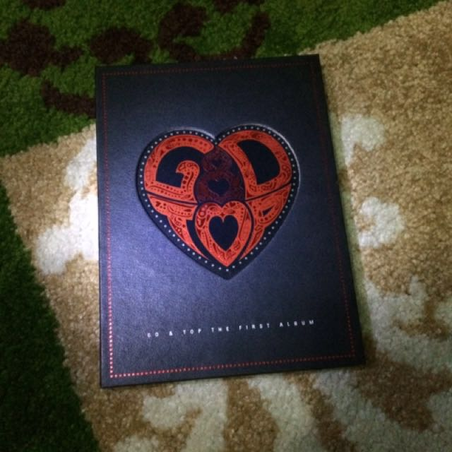 CD GD And TOP the First Mini Album
