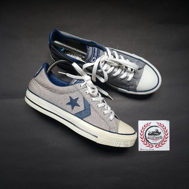 Converse Ct Cons Star Player EV Ox Grey Navy 130756C