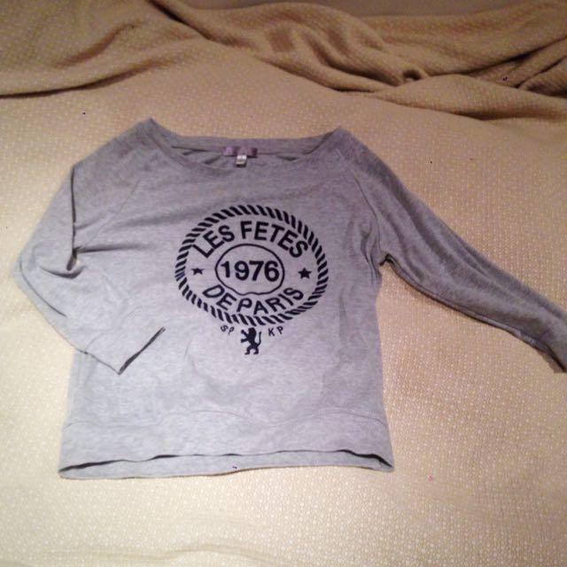 crop top jumper