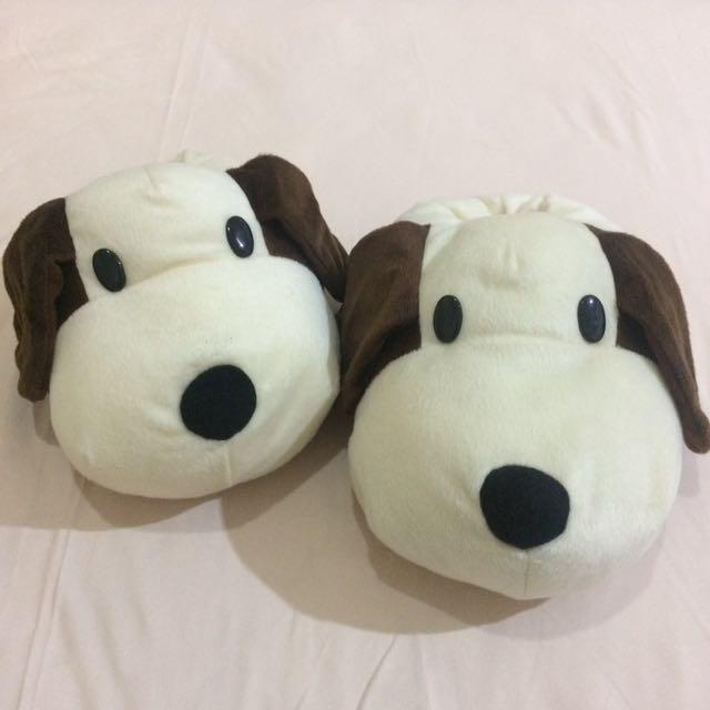 Cute Dog House Sandal
