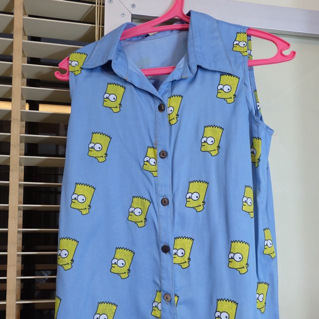 Cute Simpson Top