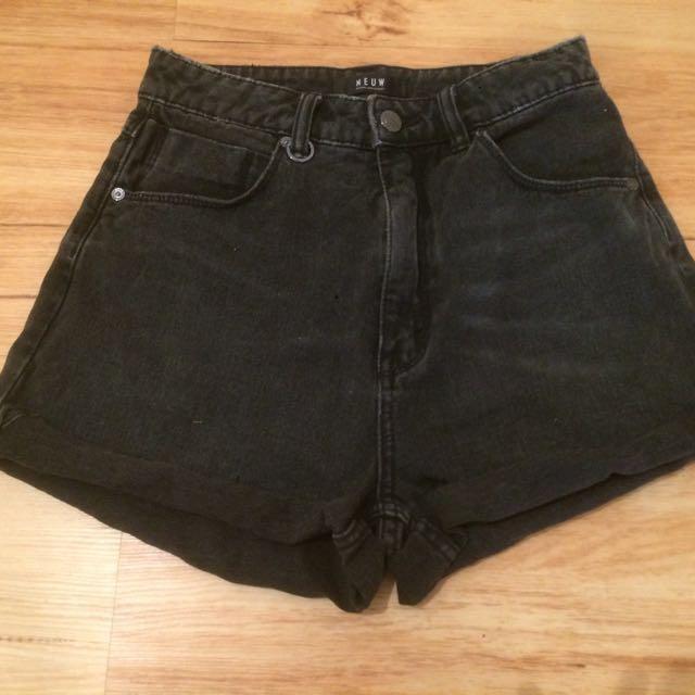 Denim Shorts - Neuw