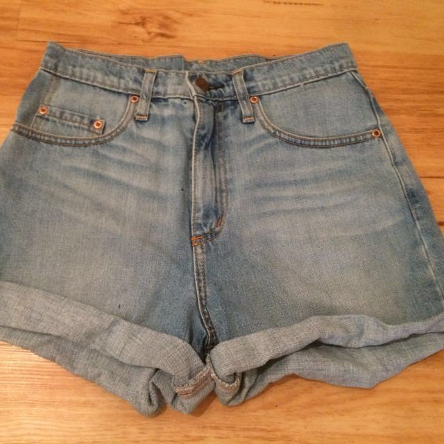 Denim Shorts- Nobody