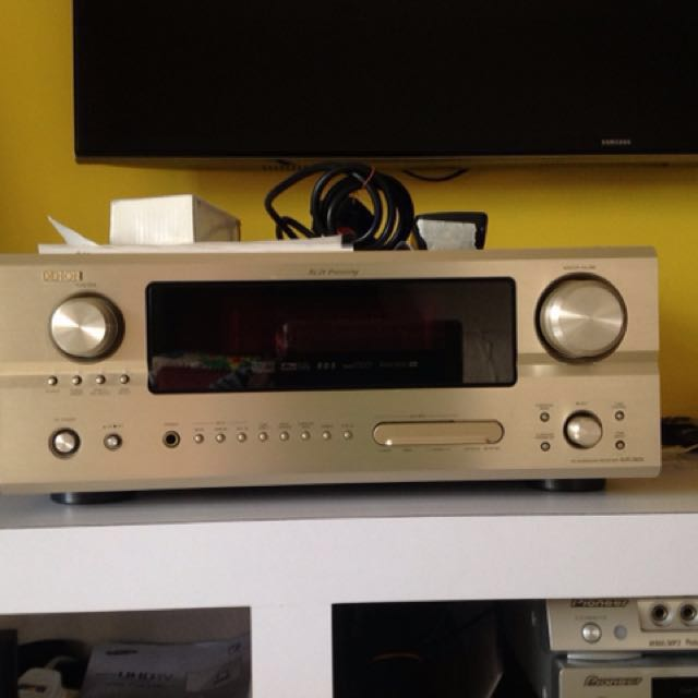 Denon AVR 2805, Electronics, Others on Carousell