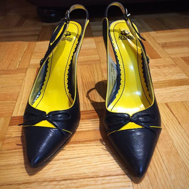 Dereon Slingbacks / heels / shoes