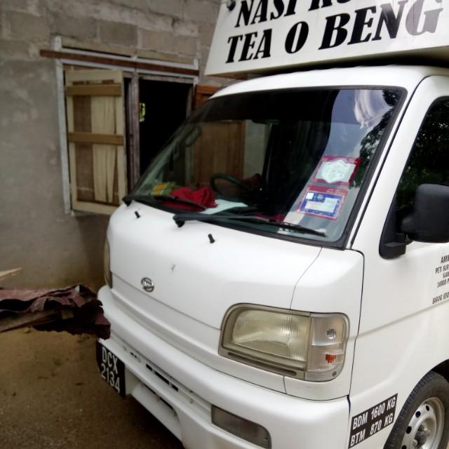 Food Truck Daihatsu Hijet Cars For Sale On Carousell