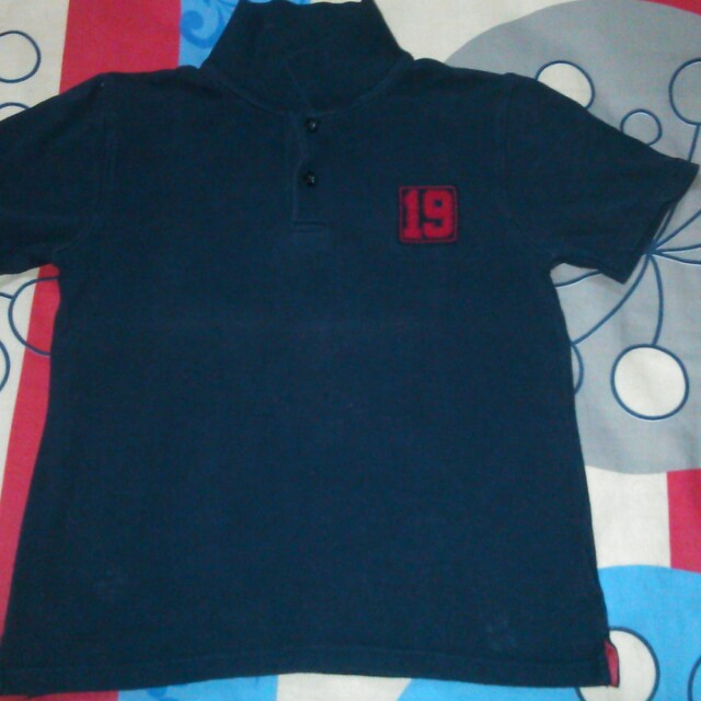 George Collared T-shirt