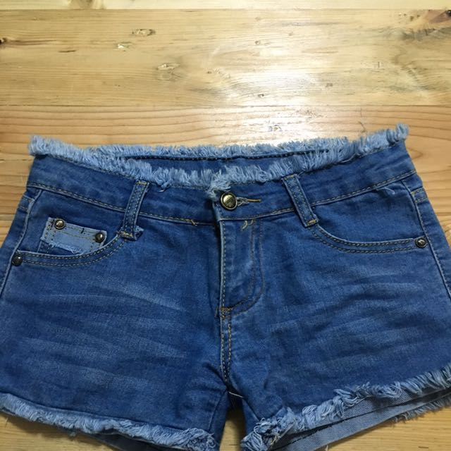 Girls Maong Shorts