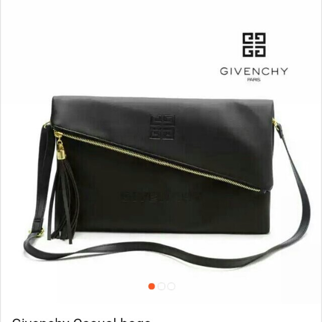 Givenchy Sling Bag, Women s Fashion, Bags   Wallets on Carousell b90da6b027