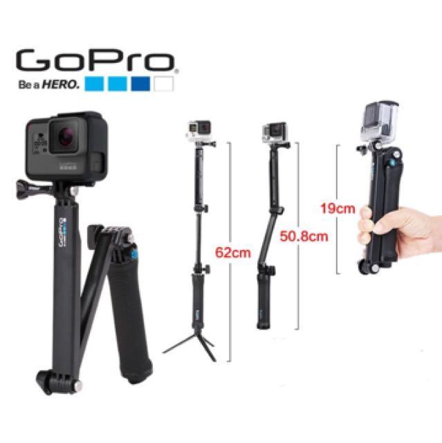 GoPro Original 3 way Tripod