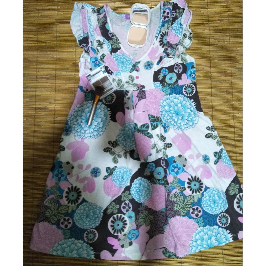 Gorg Floral Dress