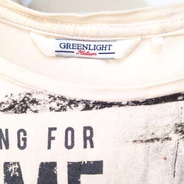 Greenlight t-shirt