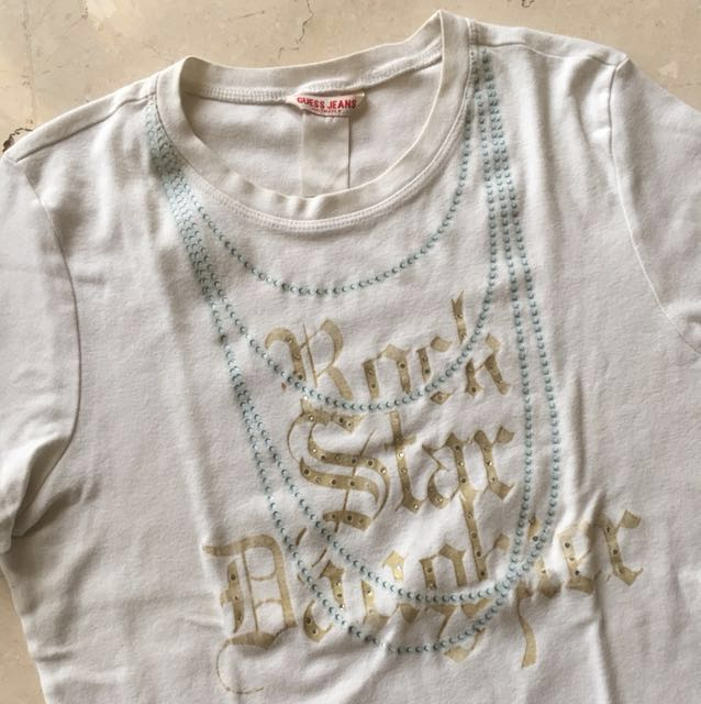 GUESS Rock Star T-shirt