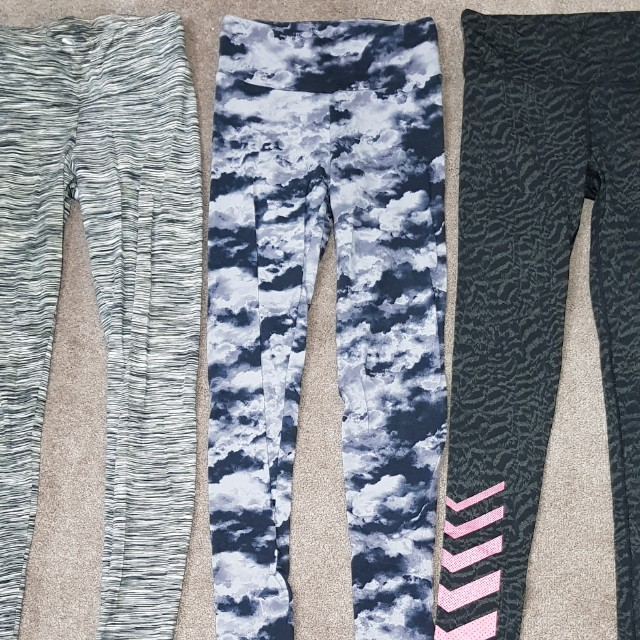 Gym tights 3 pack