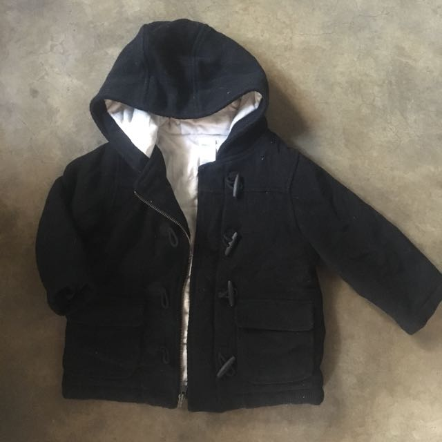 494724e70 Gymboree Winter Coat With Hood For 2-3T