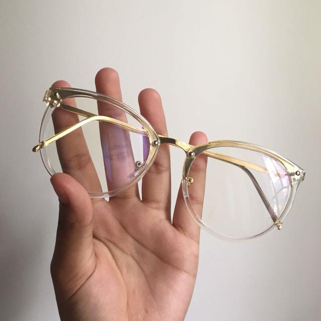 REPRICE 🎉H&M Glasses Look-Alike in Transparent