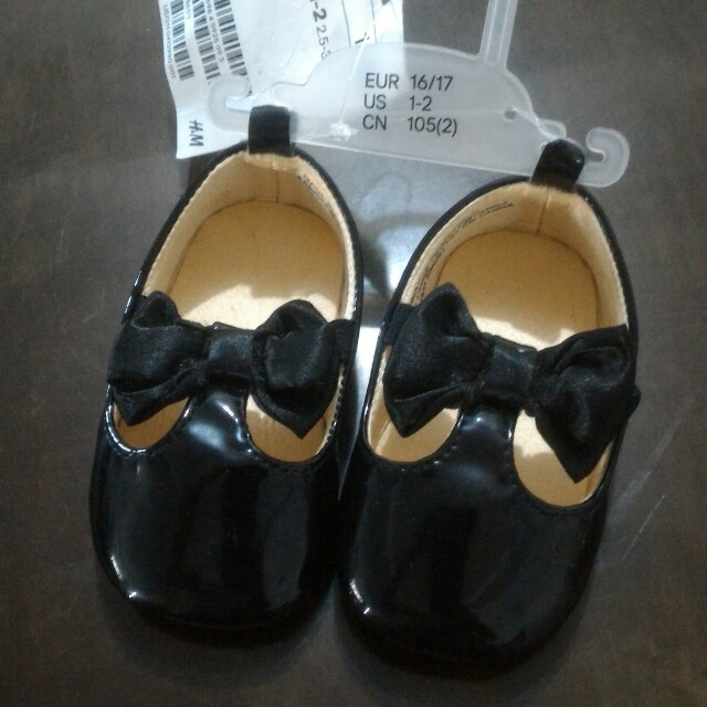 H&M shoes for baby girl