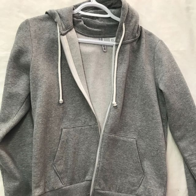 h&m zip-up