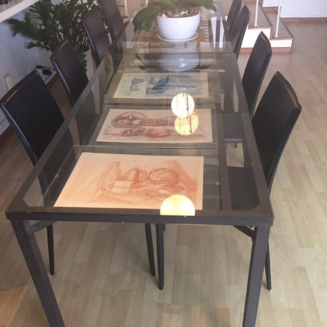 Stupendous Ikea Granas Table Set Of 2 Furniture Tables Chairs On Beutiful Home Inspiration Aditmahrainfo