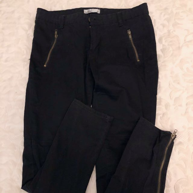 Industrie Pants with Zipper detailing