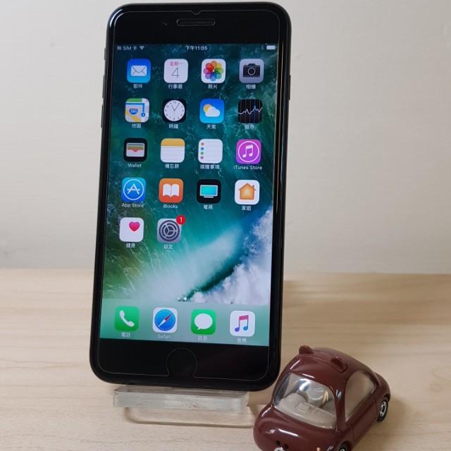 iphone7 plus 128 曜石黑