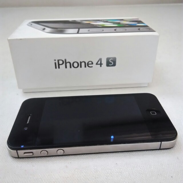 iPhone 4S with 8gb memory