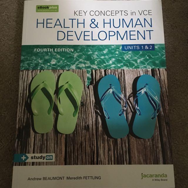 Jacaranda health and human development 1/2