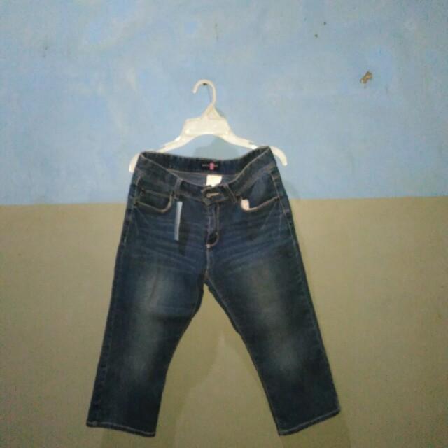 Jeans 7/8 basic icon