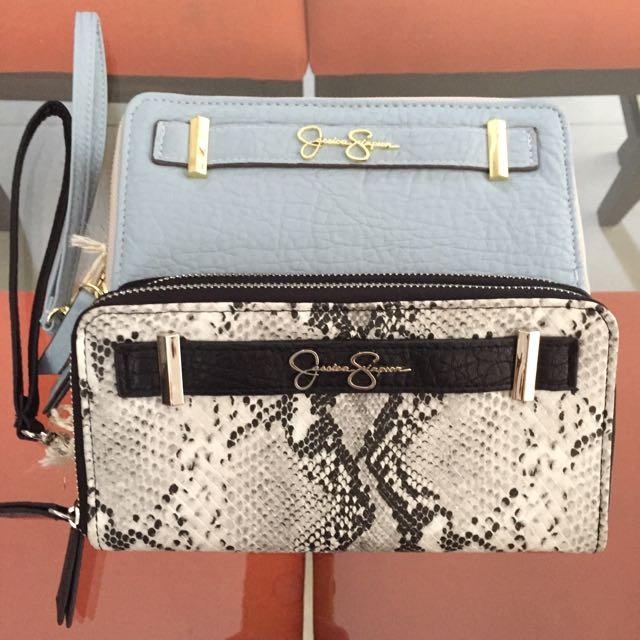 Jessica Simpson Hanne Wristlet Wallet