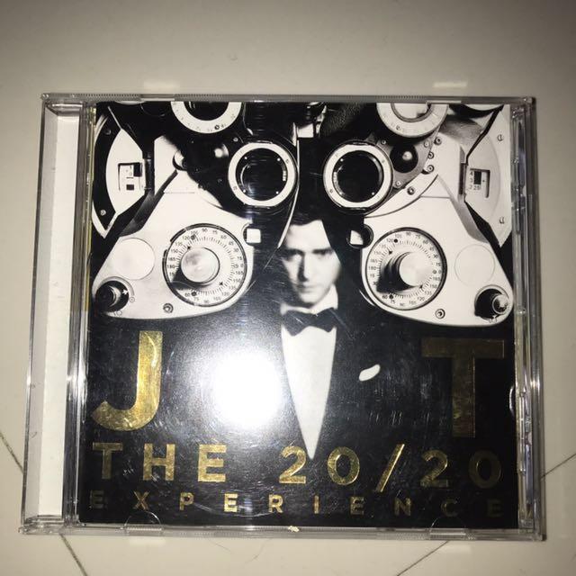 Justin Timberlake Album