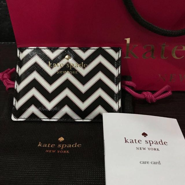 Kate Spade Card Holder Authentic