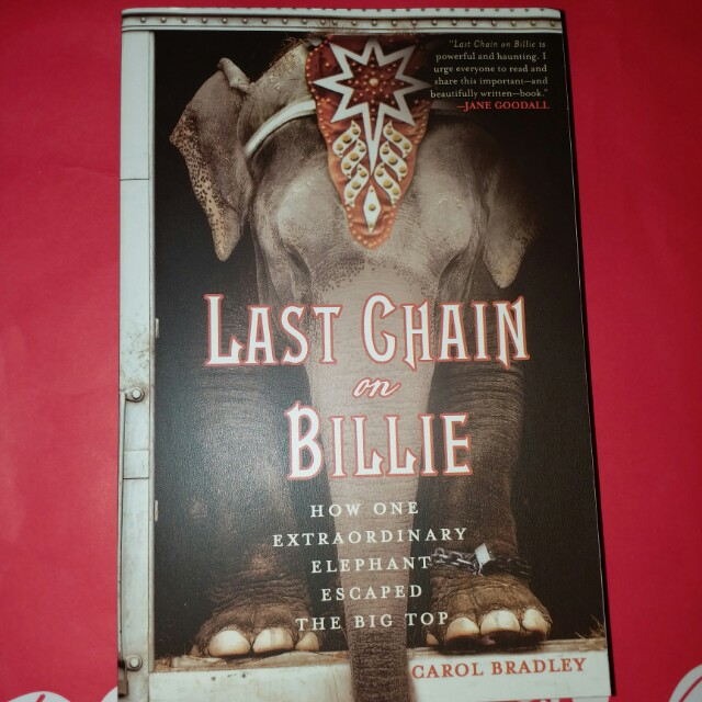 Last Chain on Billie - Carol Bradley