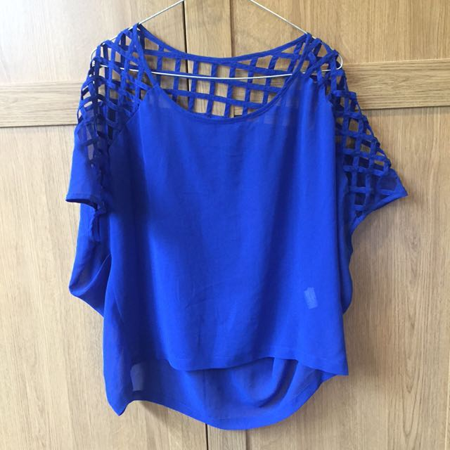 Lattice Back Top Size Large