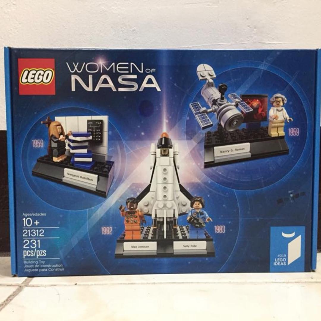 Lego Women of NASA