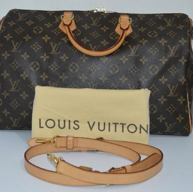 Louis vuitton speedy 40 bandoulliere