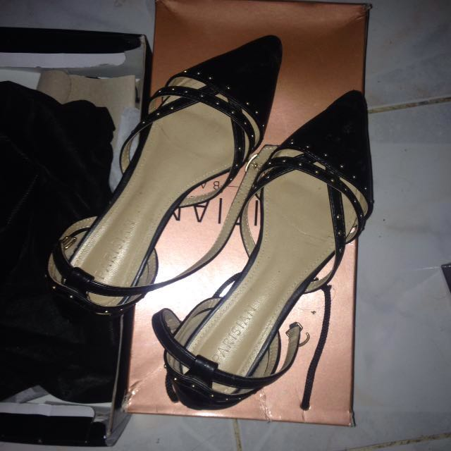 Lowest Price Parisian Pointed Shoes