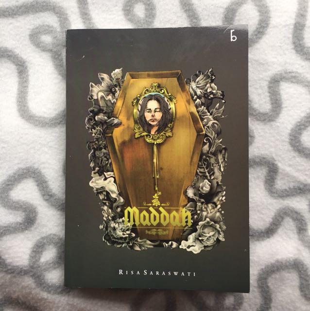 MADDAH(Risa Saraswati)