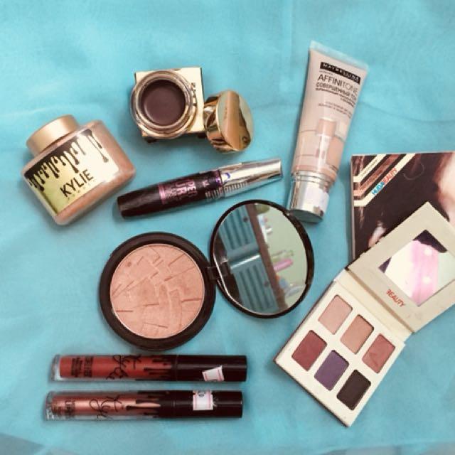 Make up bundle mix