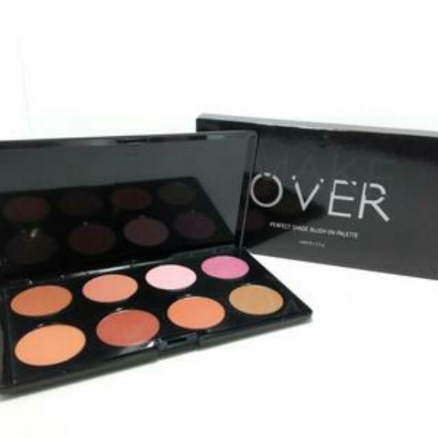 Makeover Blush Palette